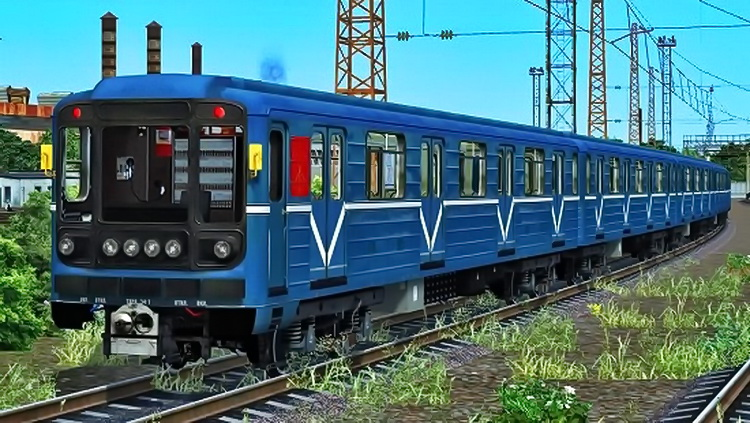 Metro Wagon 81-717,714 v1.0 (Beta Version) for TS 2017