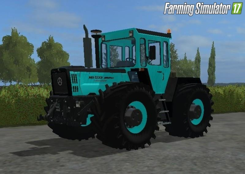 MB1800 Limited Edition (Beta) for Fs17