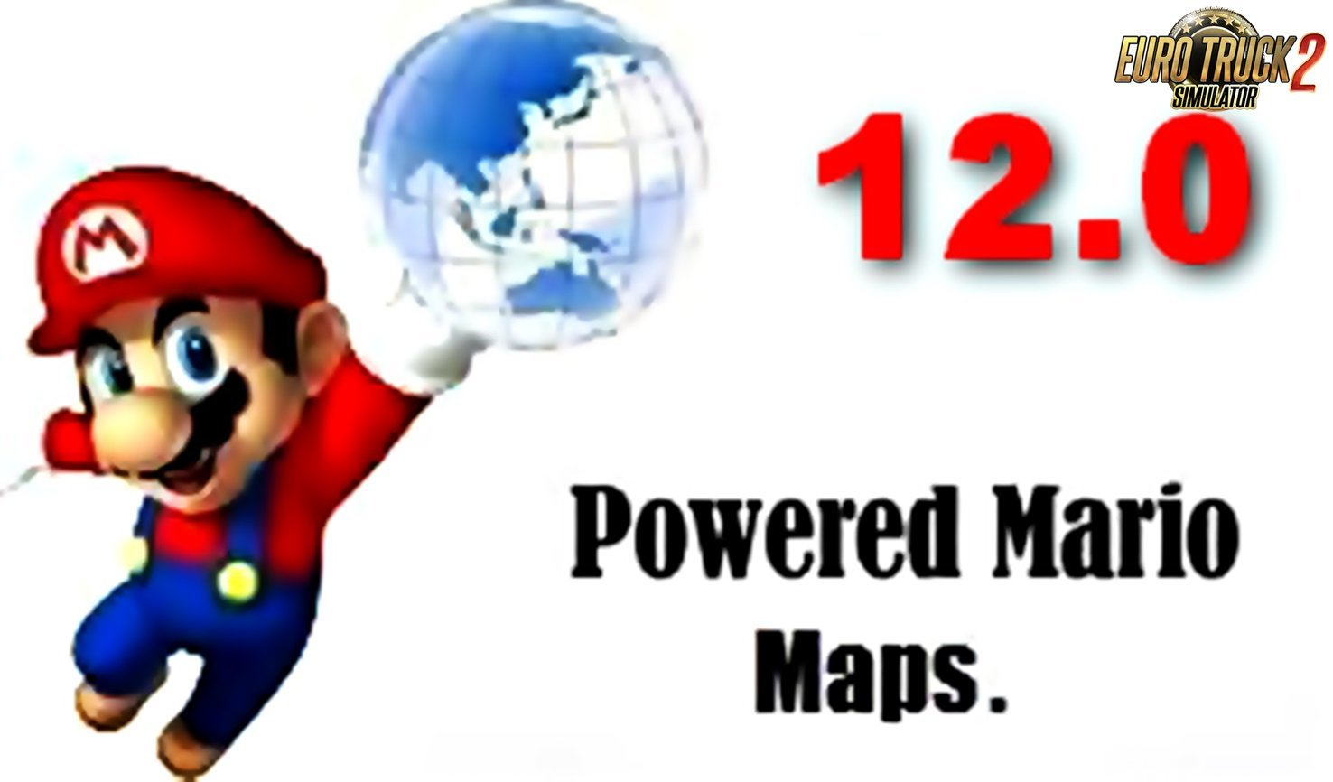 Mario Map v12.1 (Updated) for DLC France [1.26.x]