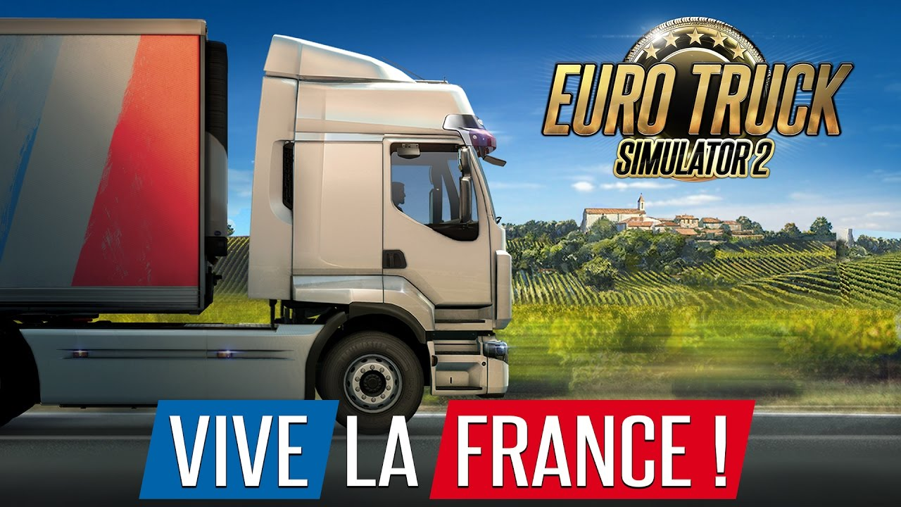 Download Vive la France DLC for ETS 2