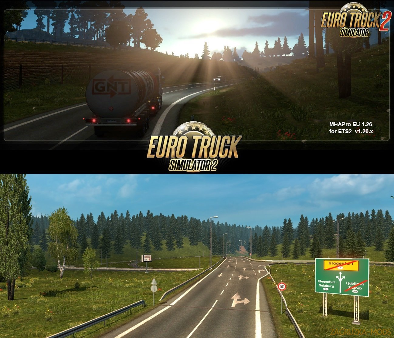 MHAPro Map 1.26 for Ets2 [1.26.x]