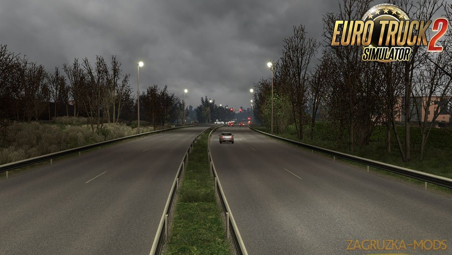 Mild Winter Weather Mod v2.4 by Grimes [1.26.x]