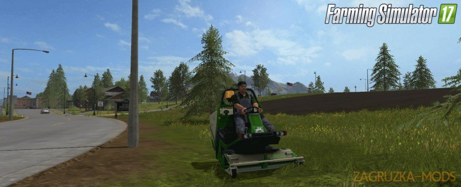 Amazone Mower Deck 2 v3.1.0.0 for Fs17