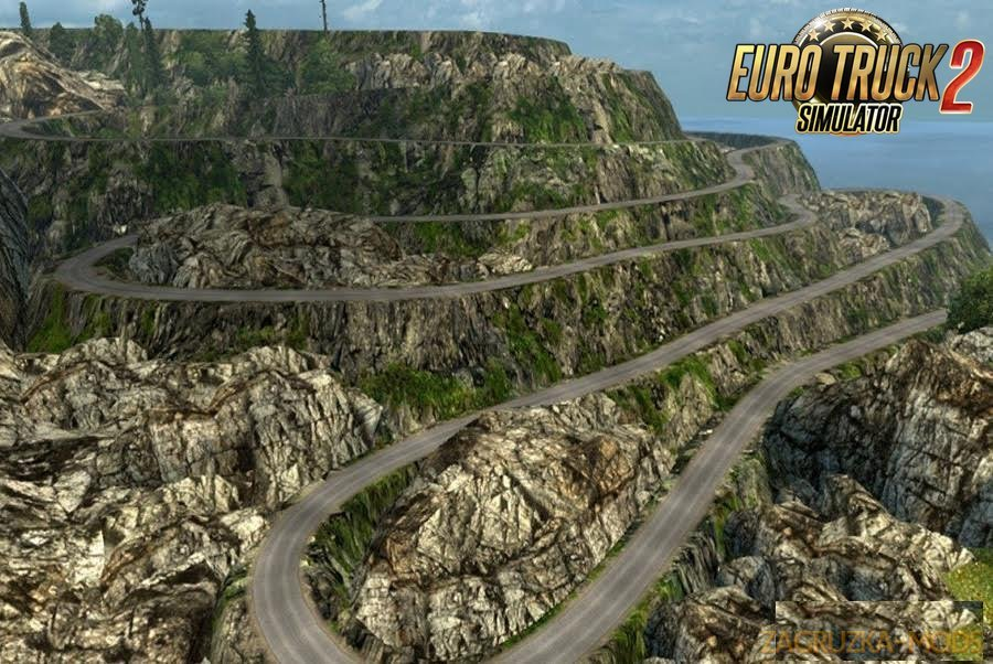 Very Difficult Road for Ets2