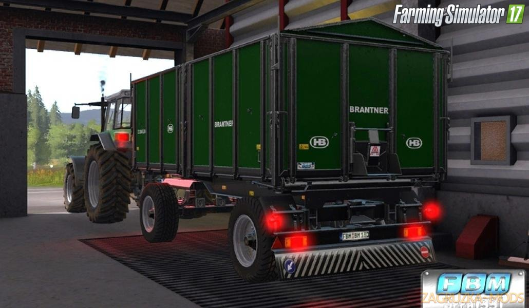 Brantner Z18051 XXL Multiplex for Fs17
