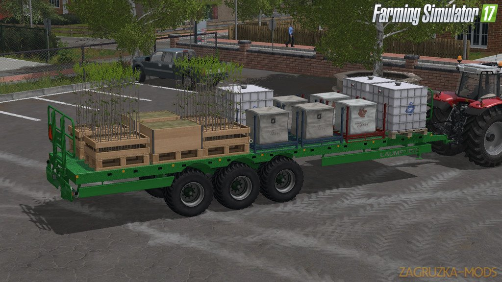 Laumetris PTL-20R for Fs17