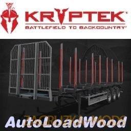 Timber Kryptek Runner with Autoloadwood Script v1.0.0.17 for Fs17