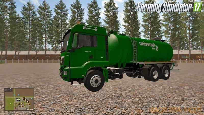 Kotte Universal Pack v2.0.X for Fs17