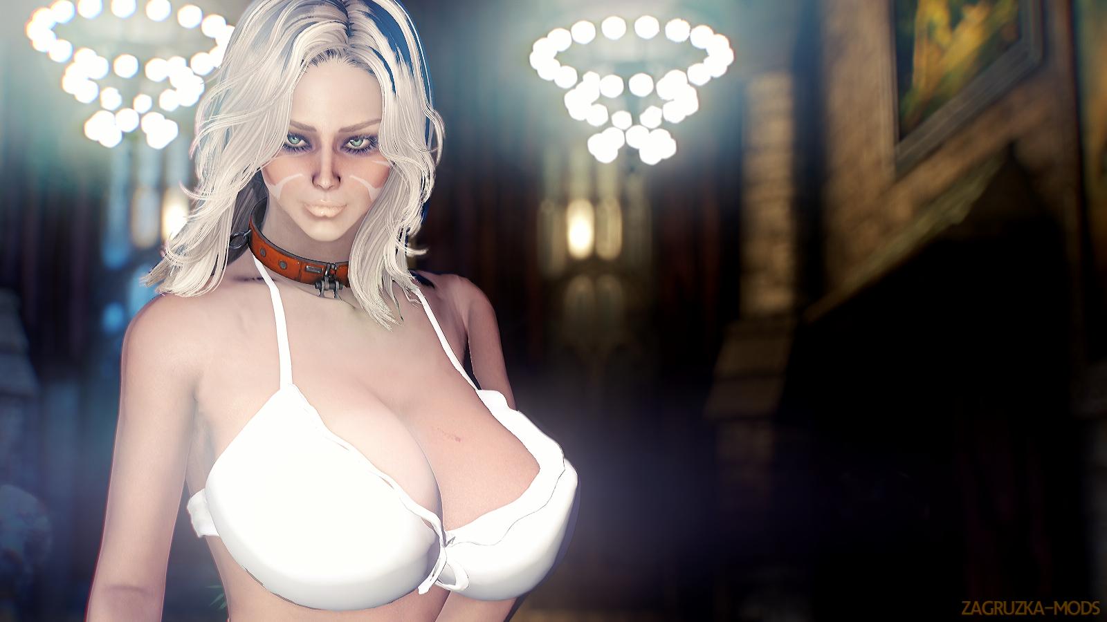 Melany Looksmenu Preset v1 2 by Menalino for Fallout 4