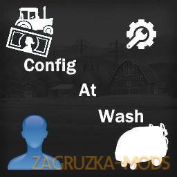 Wash At Config for Fs17
