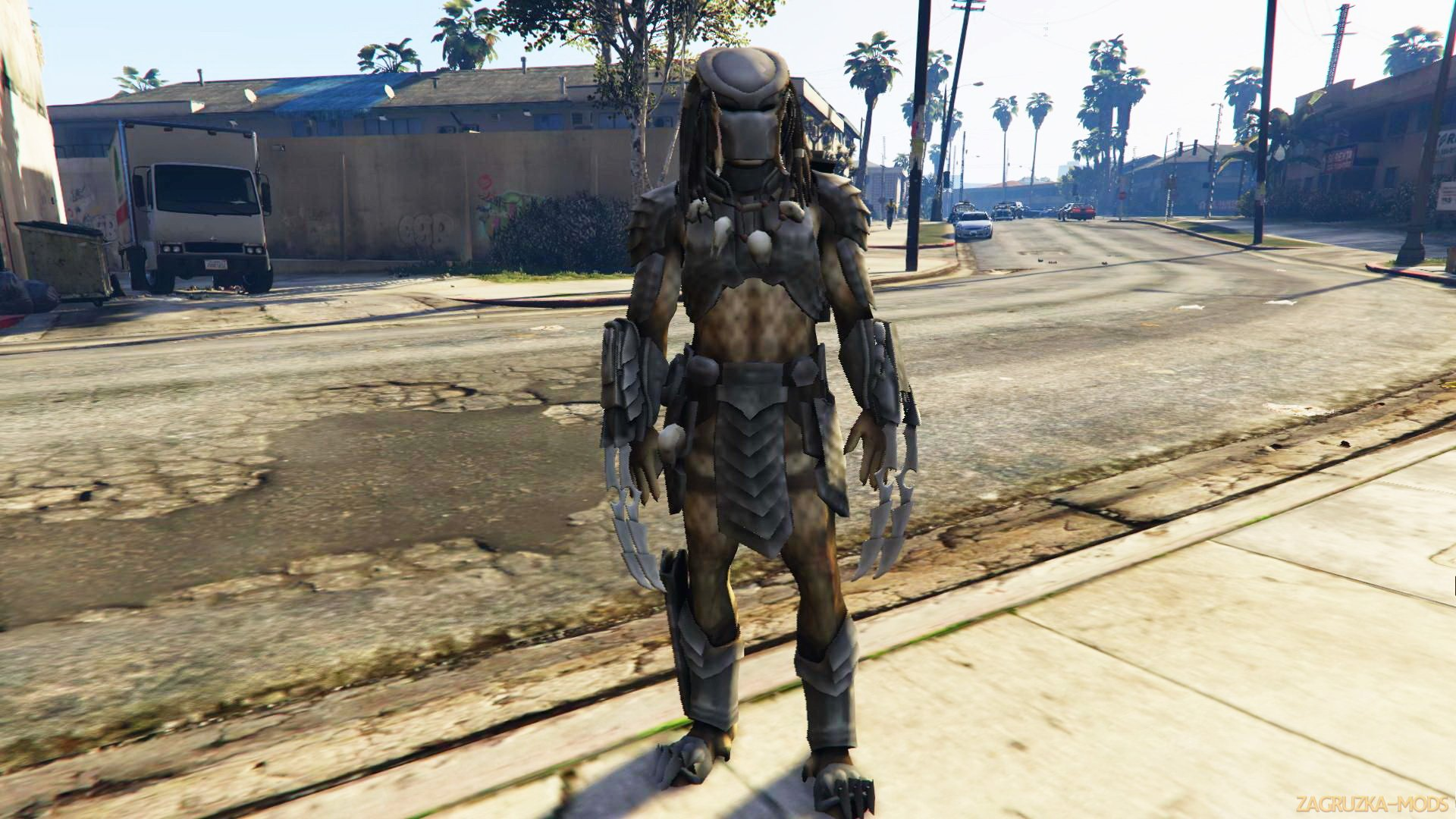 Predator Mod v1.0 for GTA 5