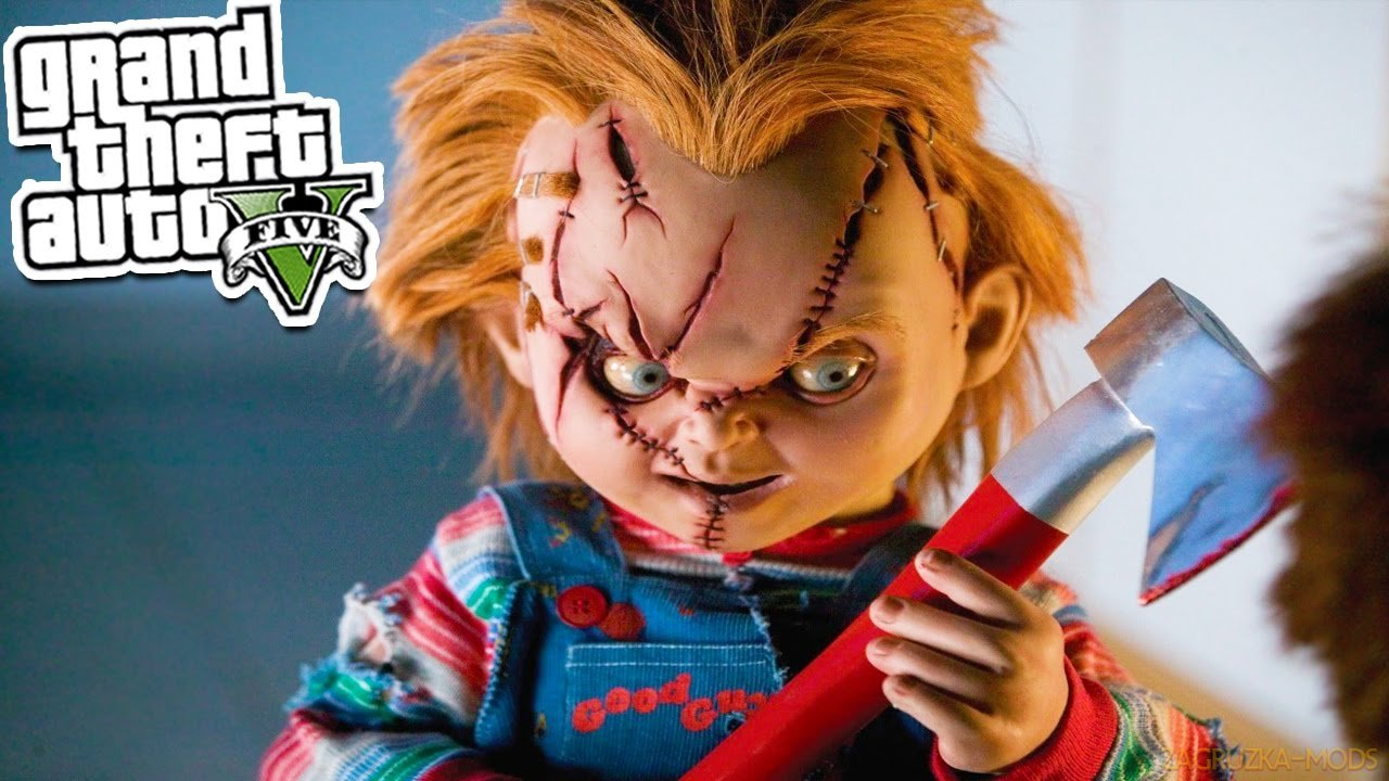 Chucky Mod v1.0 for GTA 5