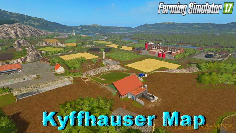 Kyffhauser Map v1.0 for FS 17