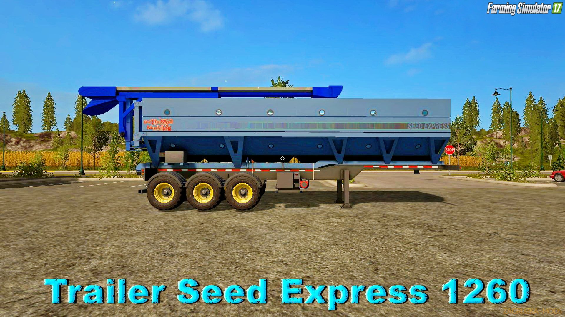 Seed Express 1260 v2.0 for FS 17