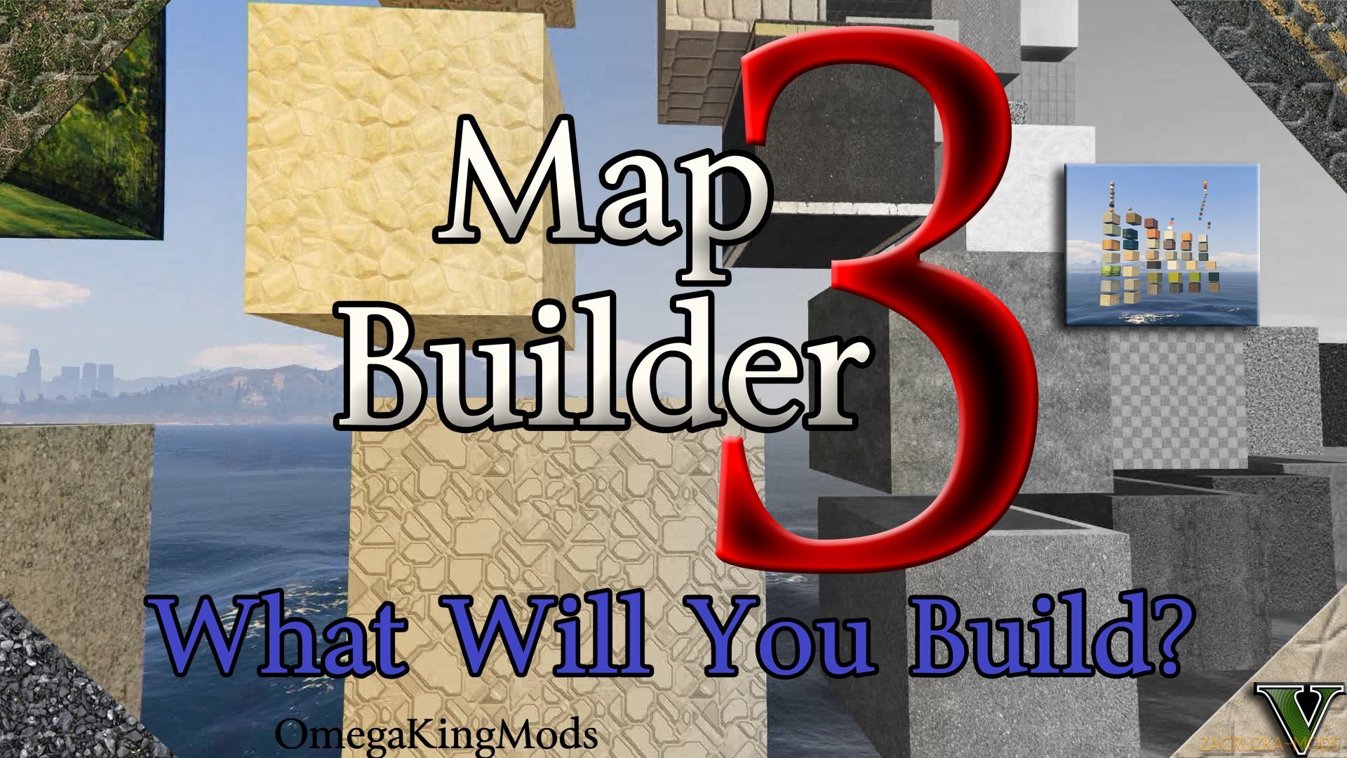 Map Builder v3.1.1 for GTA 5