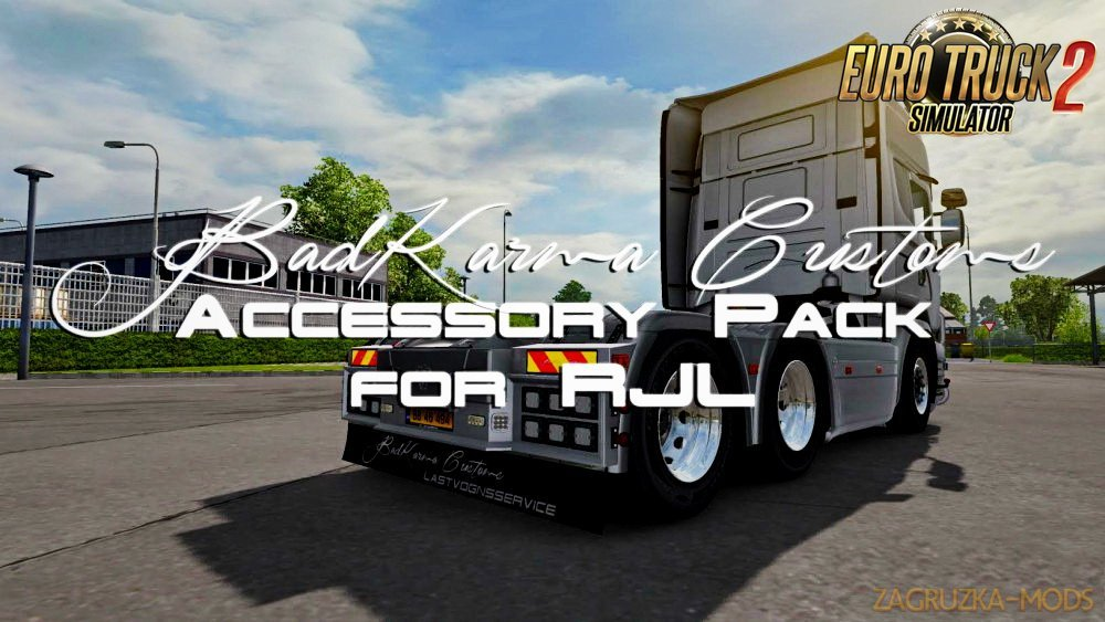 BKC Accessory Pack v1.0 (1.26.x) for ETS 2