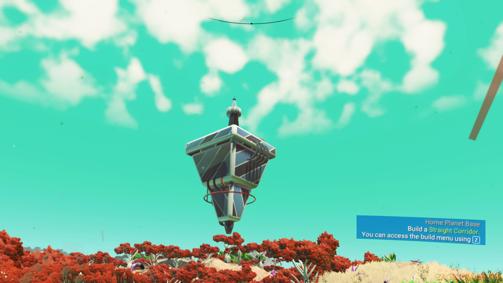 Alien structures mod v2.1 for No Mans Sky