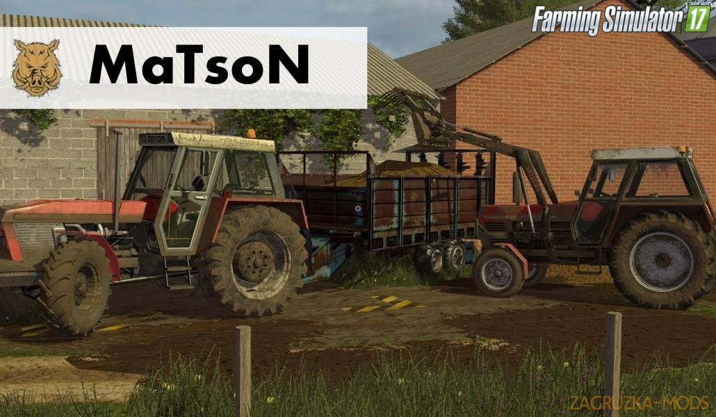 Trailer Fortschritt TO88 for Fs17