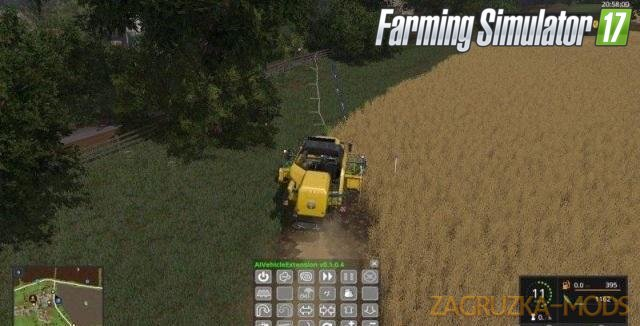 AI Vehicle Extension v0.3.0.7 Beta for Fs17