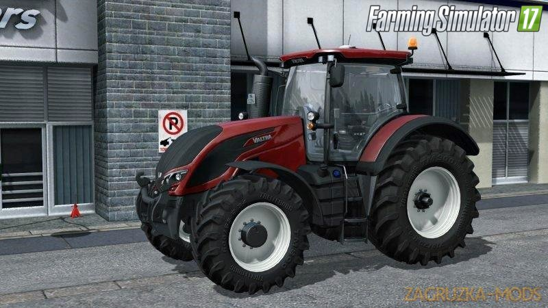 Tractor Valtra S Series for Fs17
