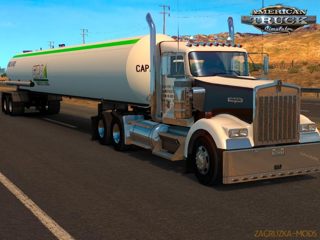 GPA Sonora Combo Pack Skin v1.0 (v1.6.x) for ATS