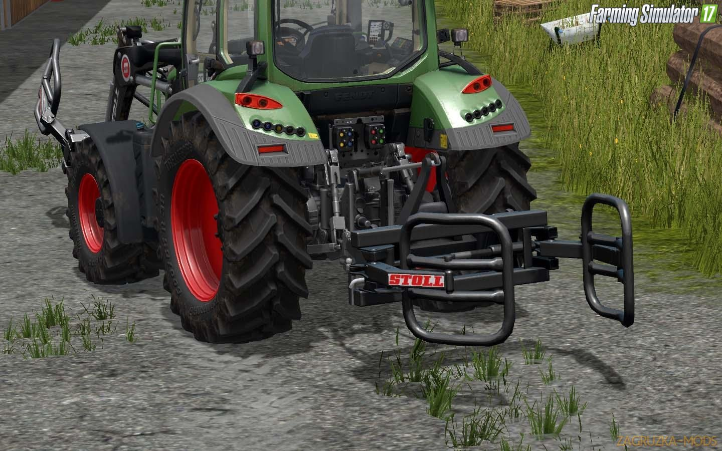 FL to 3-Point Adapter for Fs17