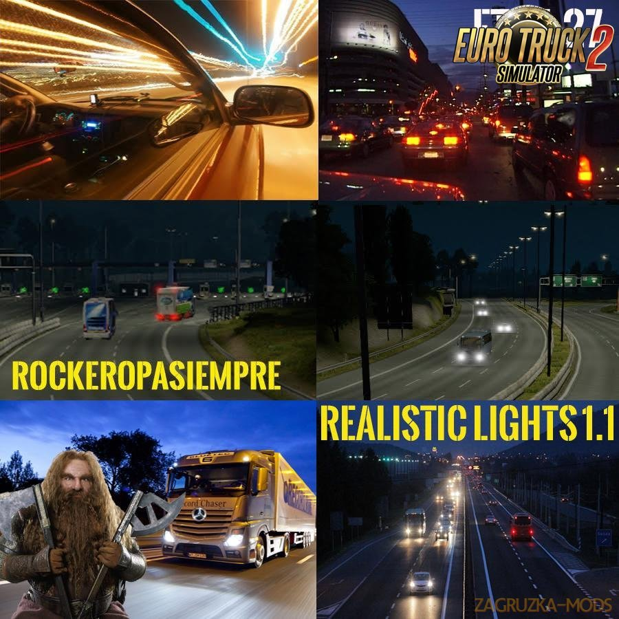 AI Realistic lights v1.1 [1.27.x]