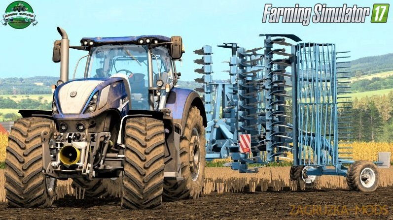 Lemken Heliodor 9/600 KA for Fs17