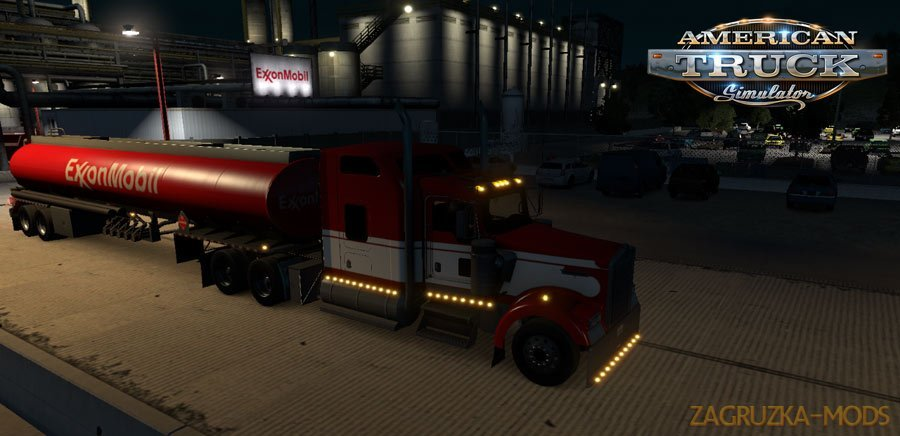 Real Companies & Trailers Pack v2.1 (v1.39.x) for ATS