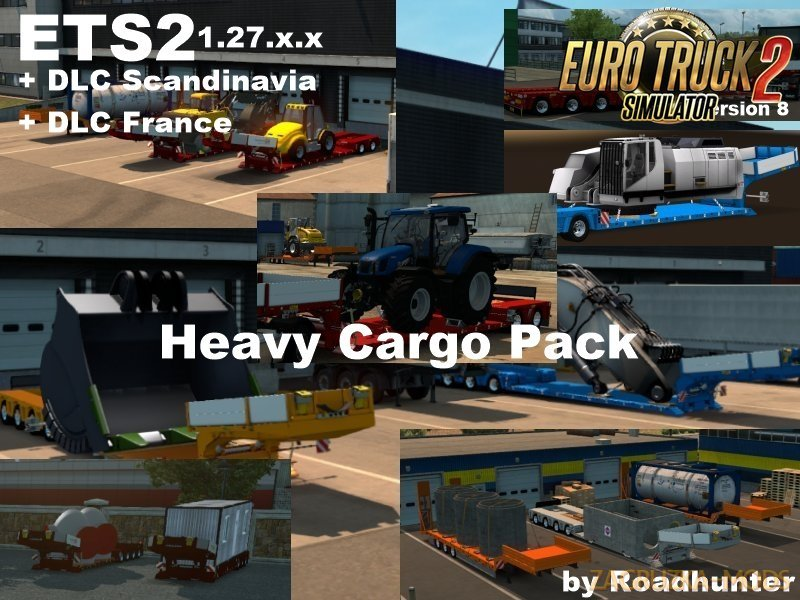 Heavy Cargo Pack v8.1 [1.27.x]