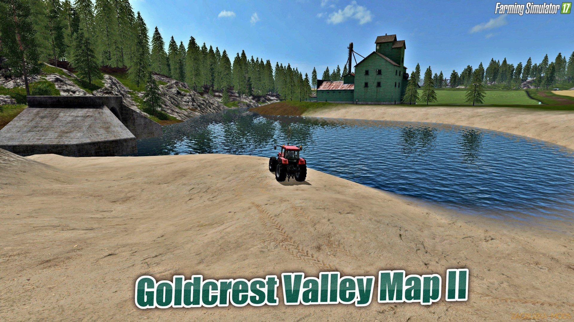 Goldcrest Valley Map II v4.0 for FS 17