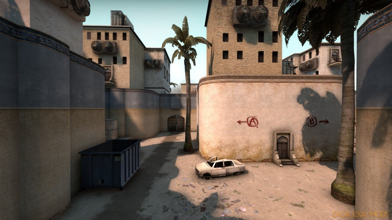 de_sandstone Map v1.0 for CS:GO