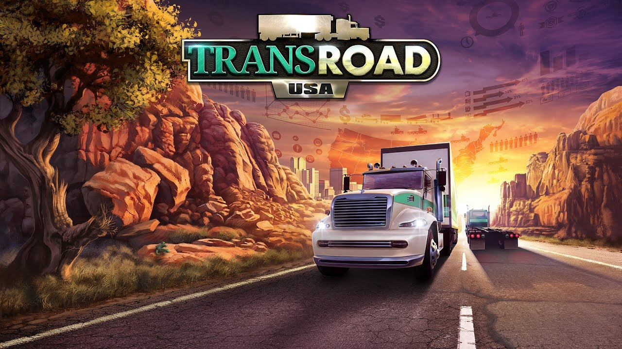 TransRoad: USA - Teaser Trailer released