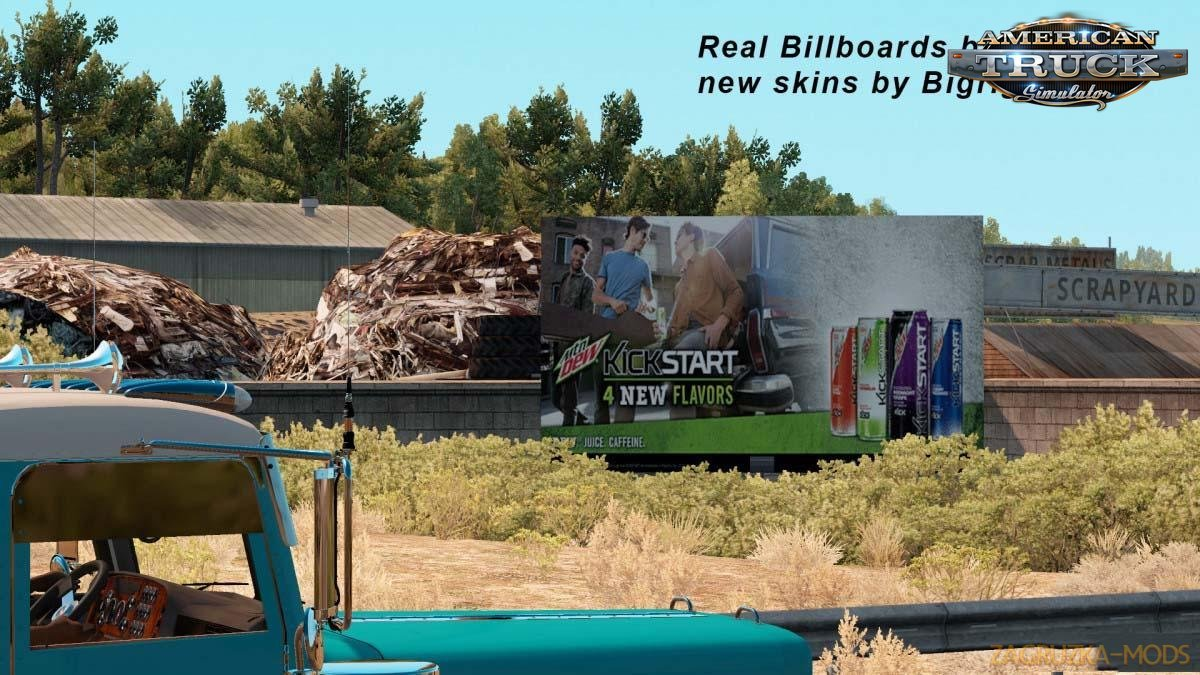 Real Billboards v2.0 for Ats