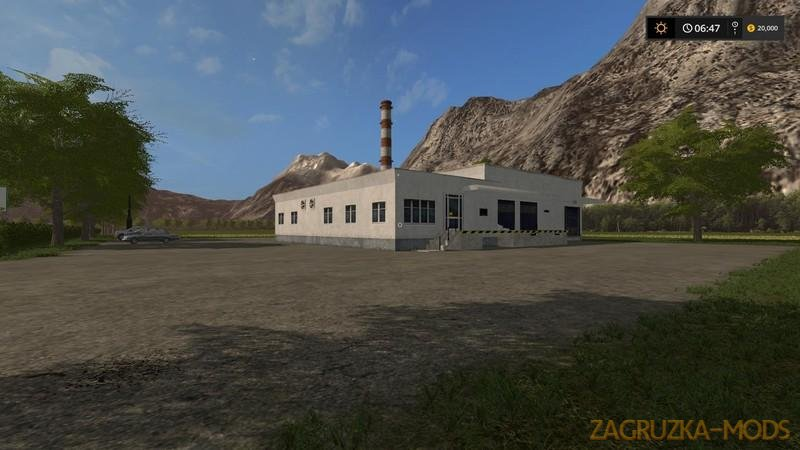 Serenity Valley II The Rise of Industry v2.0 (Seasons) for FS 17