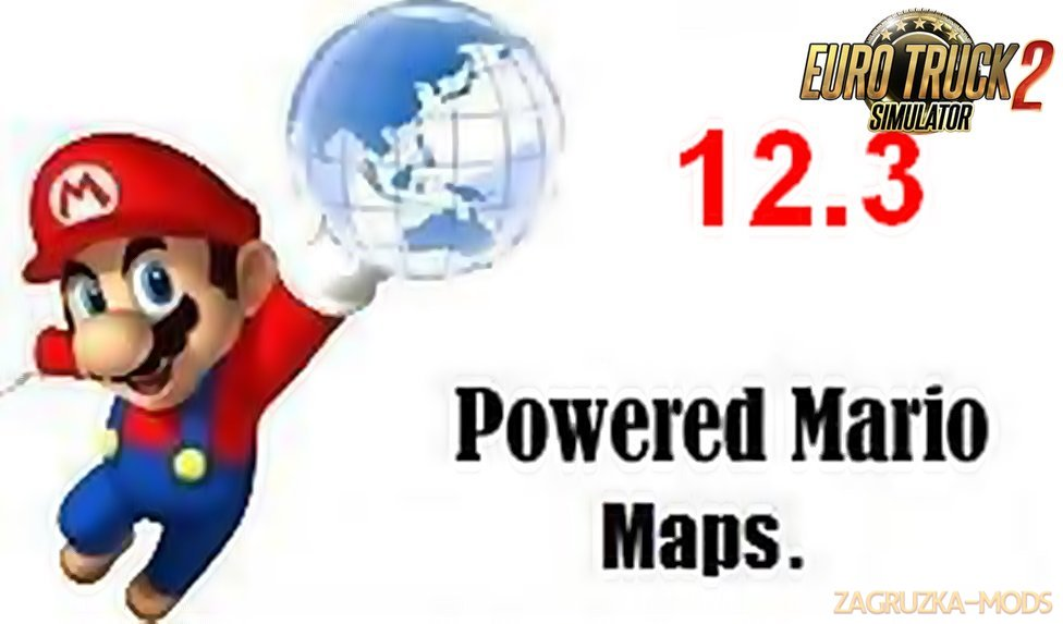 Mario Map v12.3 (New update)
