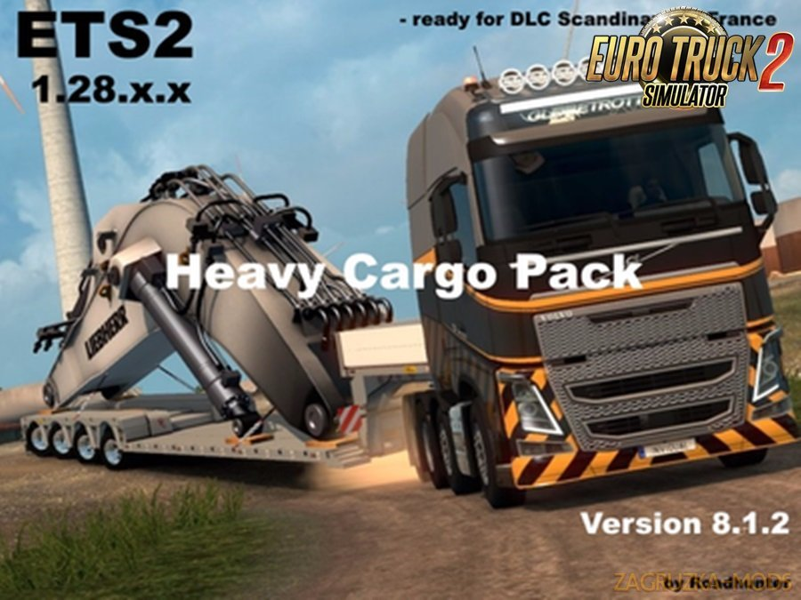 62 Trailer rework v8.1.2 by Roadhunter