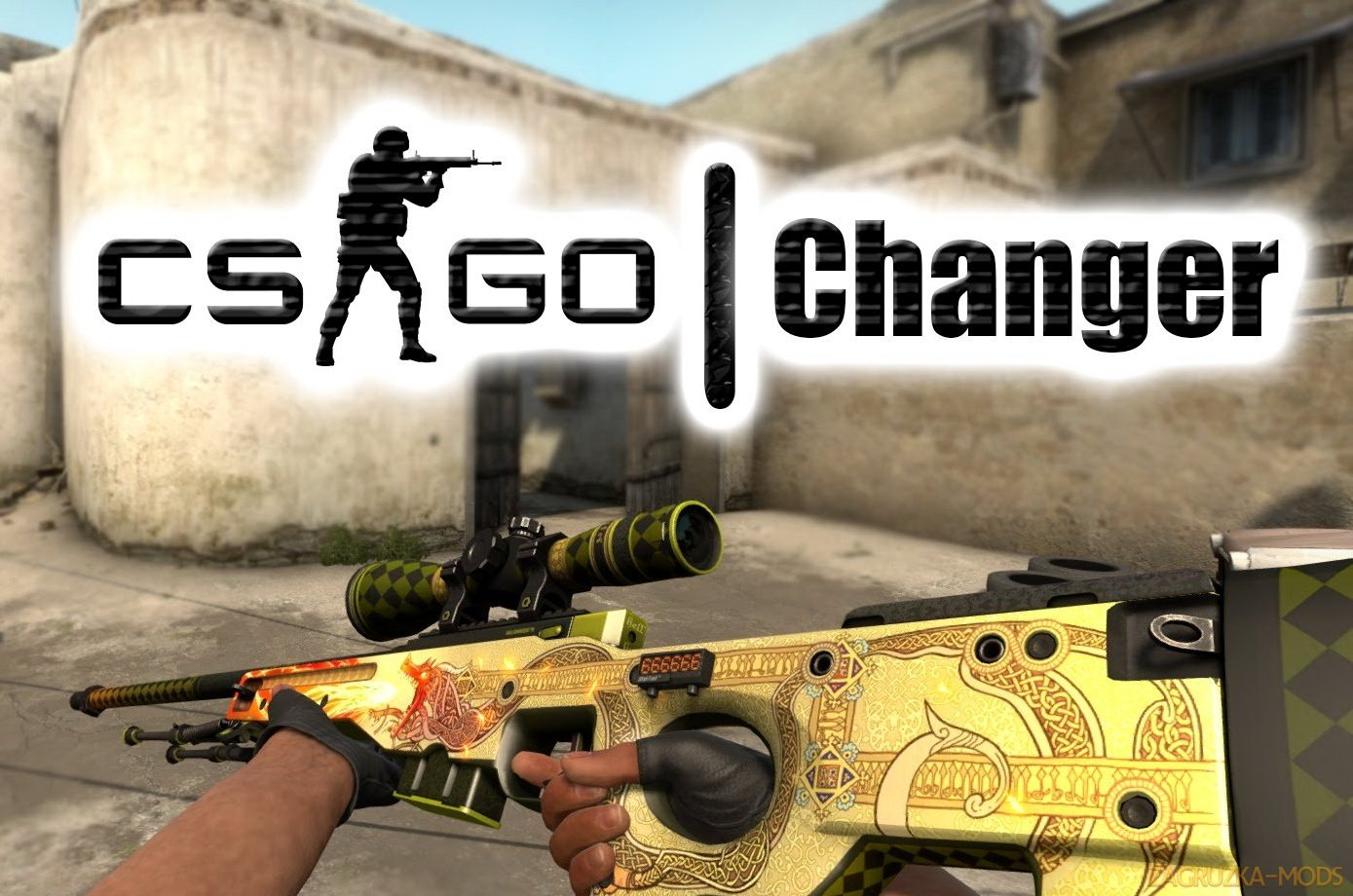 CS GO Weapon Skin Changer v3.4 for CS:GO
