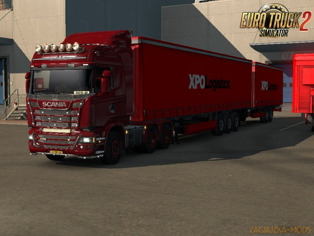 Double trailers throughout Europe by Indian56 [1.28.x]
