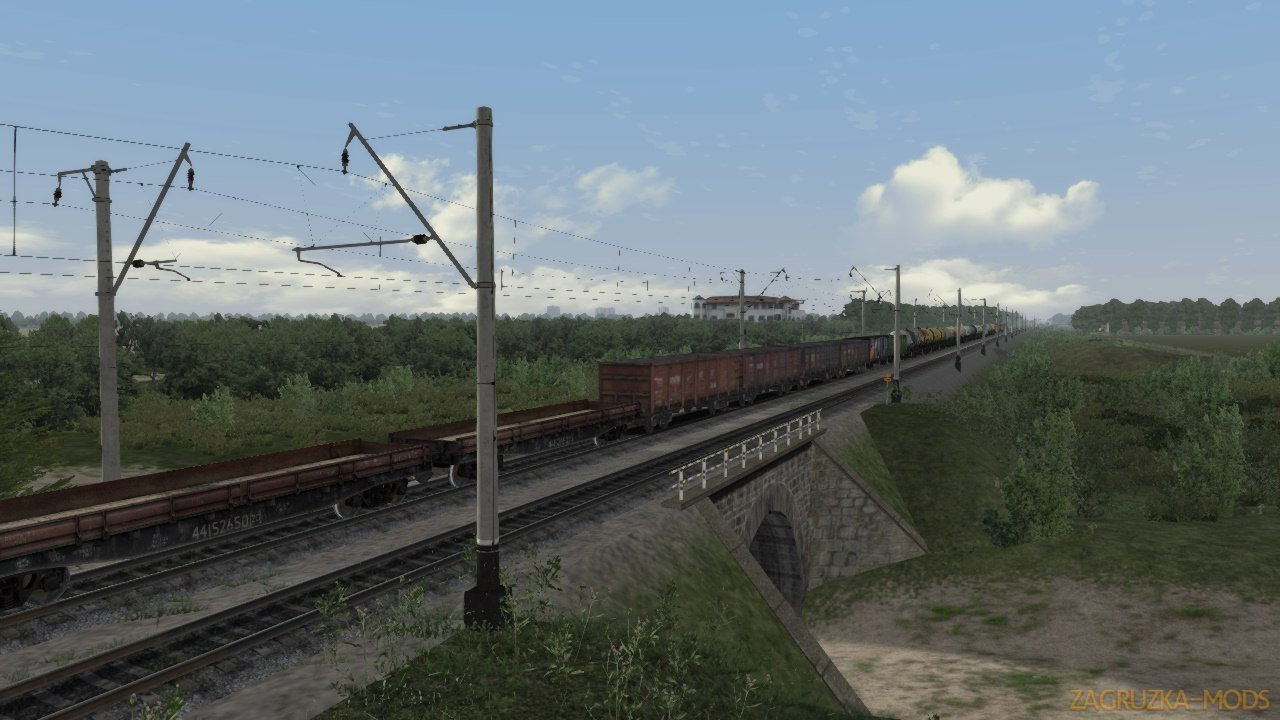Map of Timashevsk-Bryukhovetskaya (Тимашевск-Брюховецкая) v0.1 for TS 2017