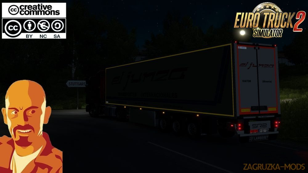 Lamberet Futura SR2 Spanish Agencies Trailer [1.28.x]
