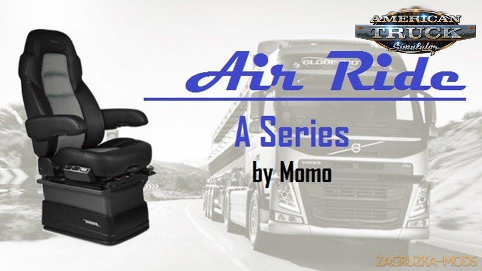 Air Ride A Series v1.0 By Momo for Ats