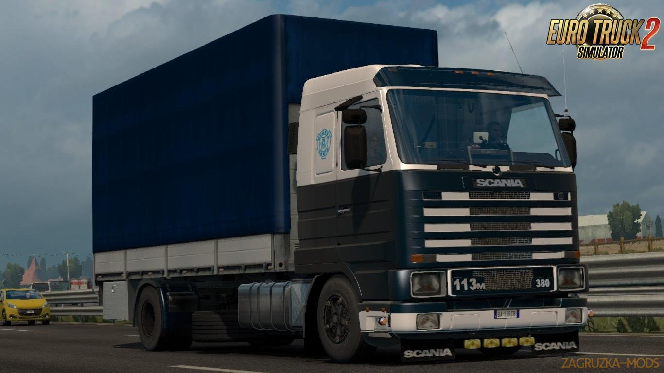 SCANIA 3-FIX and MIX v1.30