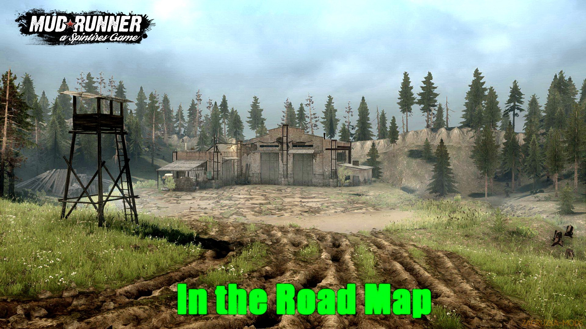 In the Road Map v1.0 (v07.11.17) for Spin Tires: MudRunner