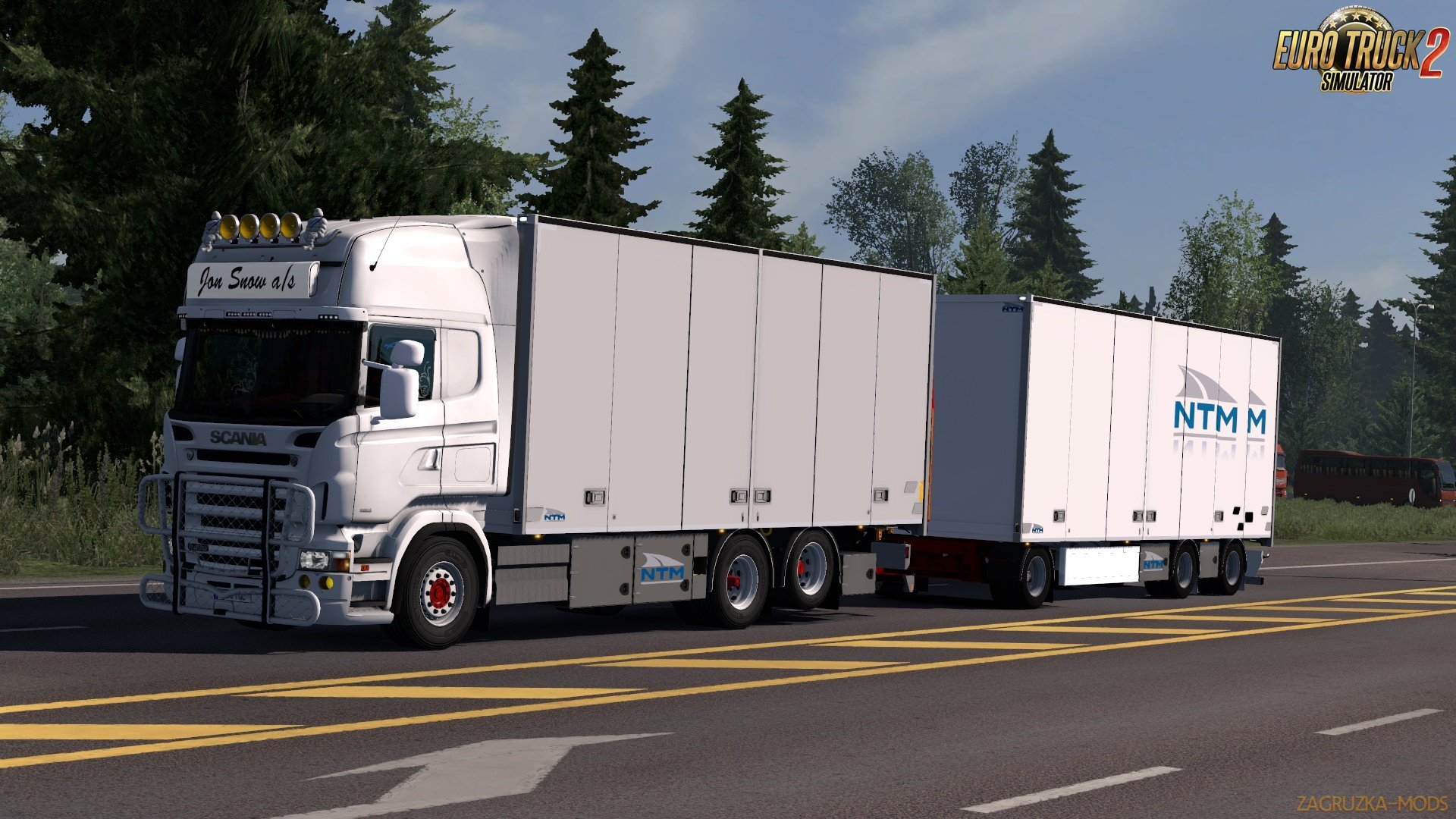 NTM Semi and Full-Trailers v1.4.1 by Kast