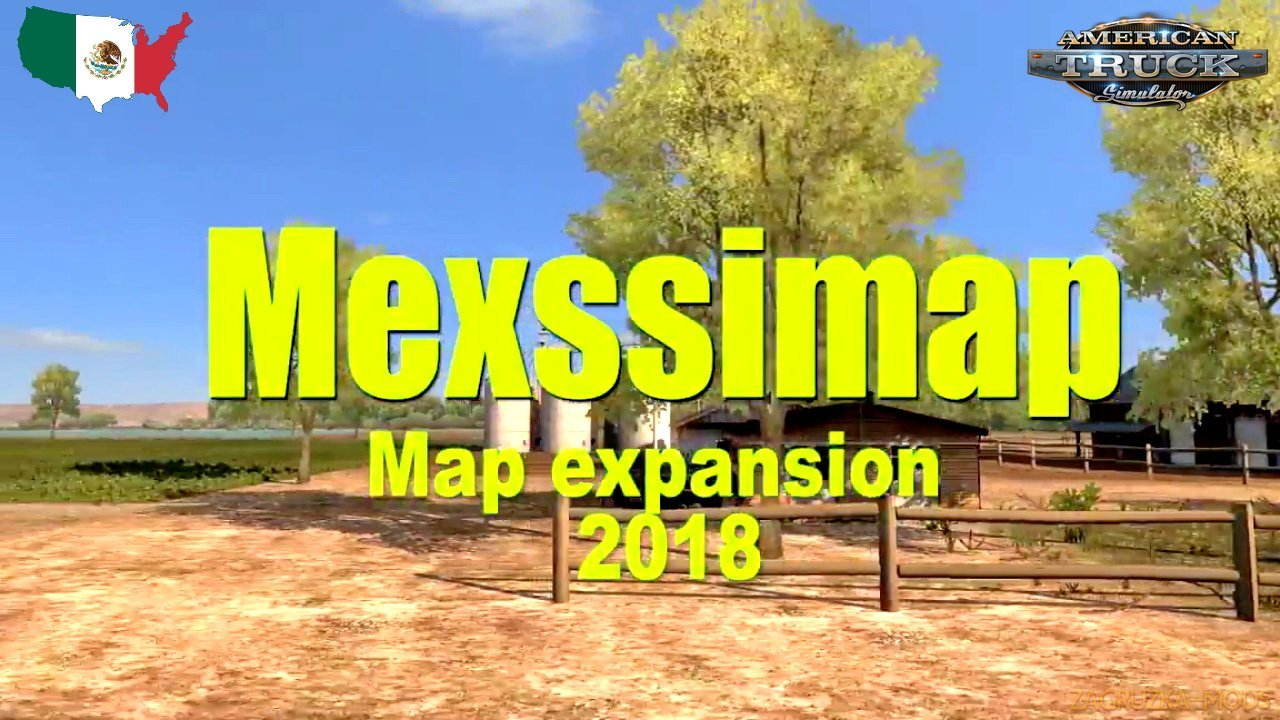 Mexssimap SLP v1.6 by Jordi_R (1.37.x) for ATS