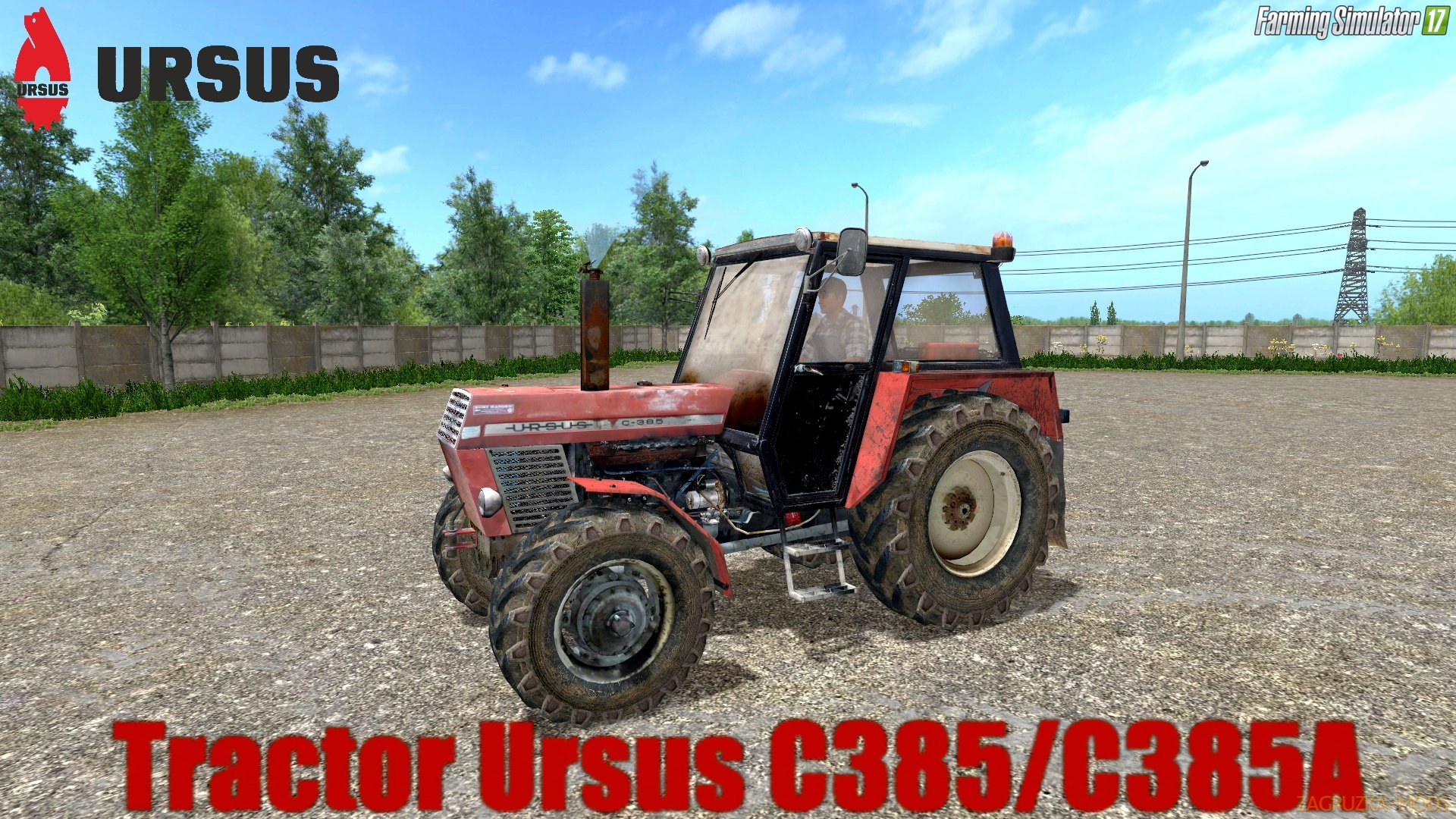 Ursus » Simulator Mods | ETS2 | ATS | FS17 | CSGO | GTA 5
