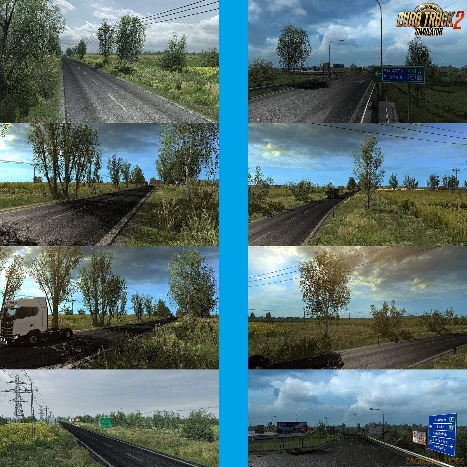 New Textures for Hungary Map v1.0.2 [1.30.x]