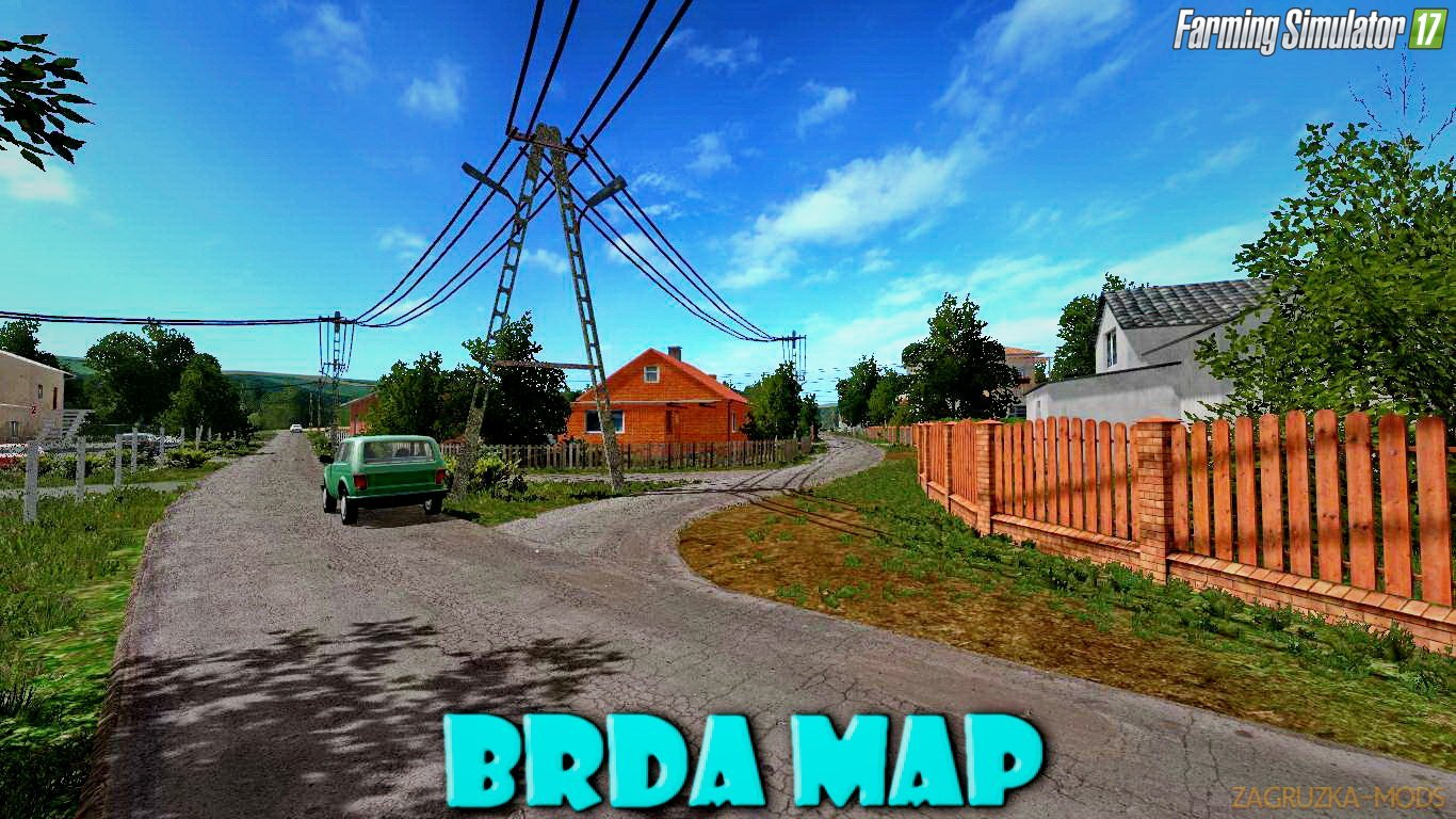 BRDA Map v1.0 for FS 17