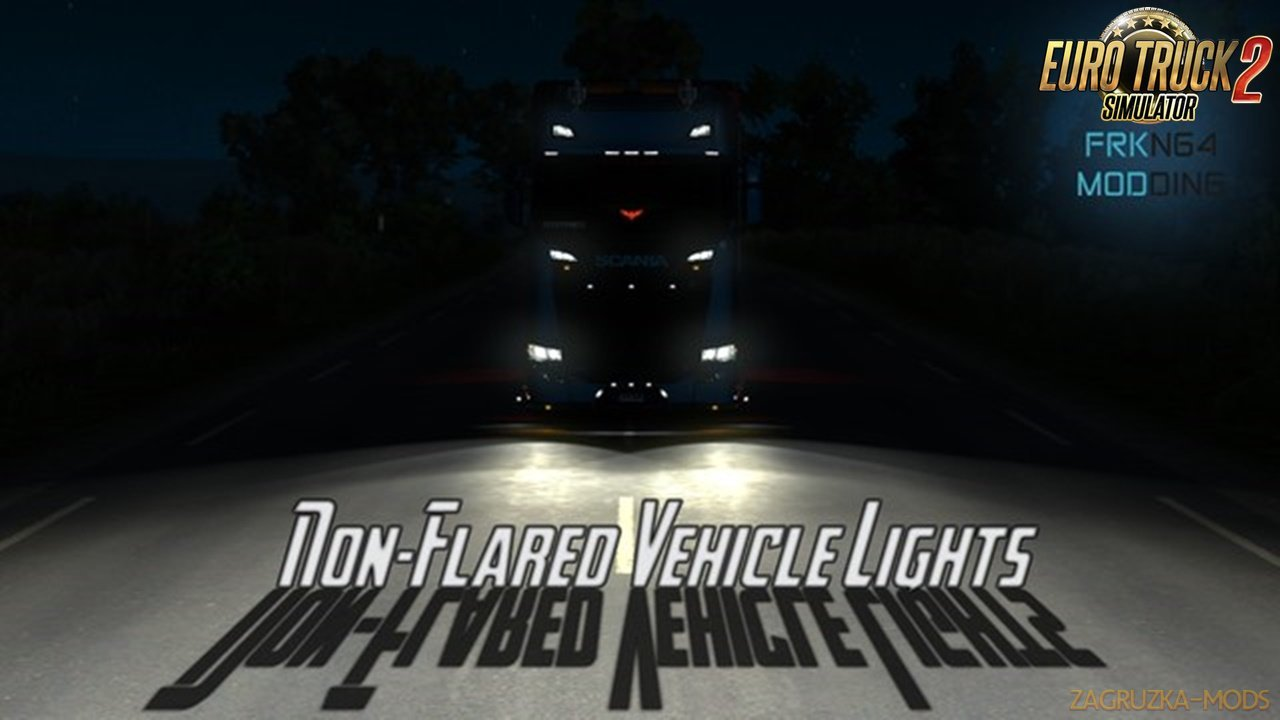 Non-Flared Vehicle Lights v1.0